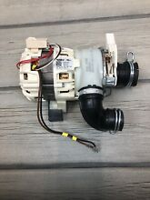 Brand New Frigidaire Dishwasher Pump   Motor Assembly A00210627