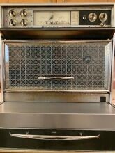 Vintage 1960 s Frigidaire Flair Custom Imperial Electric Range Oven   It works