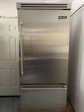 Viking Professional Built In Refrigerator With Bottom Freezer