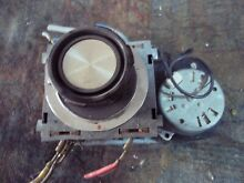 Maytag washer timer 2 6686 with knob 2 6686