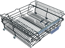 CLEAN ASKO Dishwasher UPPER TOP Dish Rack 8801199 8057098 36 FITS MANY