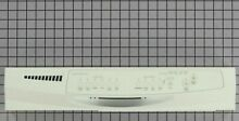 Whirlpool Quiet Partner III Dishwasher CONTROL PANEL OFF White W10175348