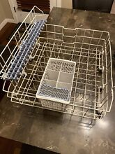 Maytag Dishwasher Lower Dish Rack  W10280784 with basket  Free shipping