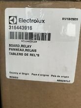 Electrolux Range Relay Board 316443916 Control 100  Genuine Part