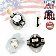 DRYER THERMOSTAT FUSE KIT FOR WHIRLPOOL KENMORE  3977767 3392519 3387134 3399848
