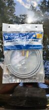 GE 3 Wire Universal Dryer Cord  WX09X10004  New 3 Prong
