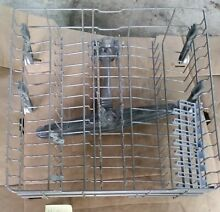 Maytag Upper Dishwasher Rack  Assembly  with Rollers and  Sprayer    W10635350