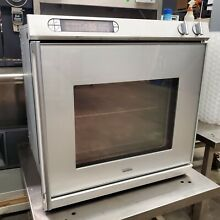 Gaggenau Built In Convection Wall Oven HLEB27 EB270630 24