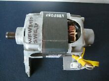 WHIRLPOOL Front Load Washer  Drive Motor Part  WPW10140581  Genuine OEM