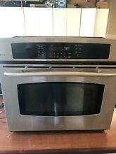 GE Profile 30  Built In Single Convection Wall Oven