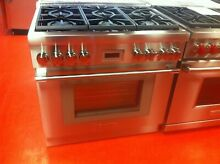 36  Thermador Pro Gas Range PRG366WH  Used 2019 Model