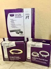 Complete Instullation Kit Washer  Gas  Dryer GE Samsung Westinghouse Whirlpool