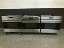 Wolf 30    SO30TE S TH   E Series Transitional Stainless Single Wall Oven