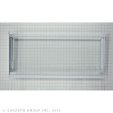 NEW SUBZERO GLASS SHELF ASSEMBLY ROLL OUT for 501R  550 REFRIGERATORS