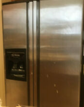 KitchenAid Side By Side Stainless Refrigerator