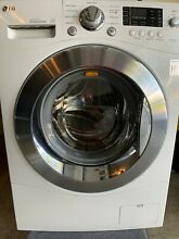 LG WM1355H 2 3 Cu ft Compact Front Load Washer