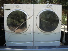 Sears Kenmore washer gas dryer HE2 set  sacramento cal area local pick up only