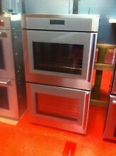 30  Thermador Double Wall Oven MED302LWS  Used 2018 Model
