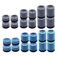 4Pc Anti Vibration Pads Washer   Dryer Pedestals Fit All Machines Protects Floor