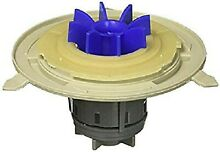 Fisher   Paykel 524185P Rotor Assembly Ph3 Grey Blue 7x6x4