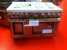 48  Thermador Professional Gas Range PRG486JDG  New open Box