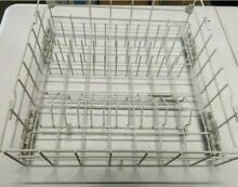 WHIRLPOOL DISHWASHER LOWER Bottom Dish RACK W10311986 White FITS HUNDREDS