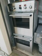 Thermador Micro Thermal Convection Stainless Steel double stack wall oven