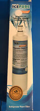Icepure Refrigerator Filter Whirlpool Kenmore 4396508 46 9010 RWF0500A New Seale