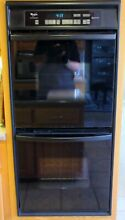 Whirlpool 24  Double Wall Oven Model  rbd245pdb14 LOCAL PICK UP ONLY   NO SHIP
