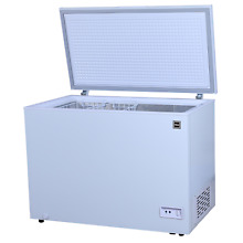 Chest Freezer 10 Cubic Feet cu ft Upright Storage White NEW   FREE Delivery