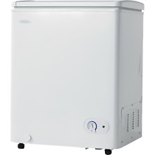 Danby 3 8 Cubic Feet cu ft Chest Freezer Storage   White   NEW   FREE Delivery