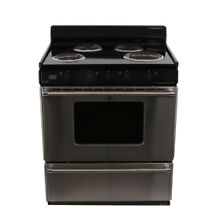 Premier 30  Stainless Steel Electric Range BRAND NEW