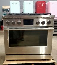 NEW Fisher   Paykel 36  Pro Dual Fuel Convection Range RDV3 366 2021 Model
