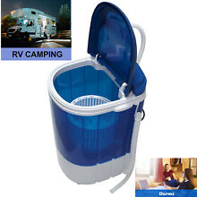 Washing Machine Laundry w  Spinner Timer Control For Apartment Traveling RV 3Kg