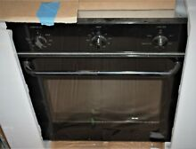 ACME 24 in  Electric Wall Oven   Black