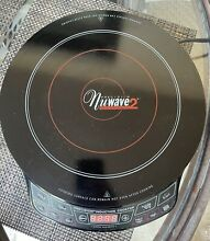 Nuwave 2 Precision Induction Cooktop Model 30151AR  See Pictures For Details