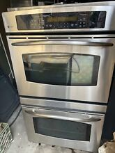 NEW GE Profile 30  SS Built In Double Convection Thermal Wall Oven