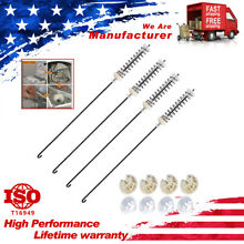 W10780045 W10821956 Washer Suspension Rod Kit For Whirlpool Kenmore W10622030 4X