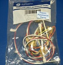 NEW GENUINE OEM GE WB18X25575 GAS COOKTOP BURNER IGNITION SWITCH   HARNESS