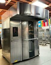 Baxter  OV500G2  Double Rotating Rack  C  Lift Programmable Gas Baking Oven