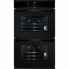 KENMORE ELITE 30  BLACK DOUBLE WALL OVEN   DOUBLE CONVECTION 48189 MSRP  3349