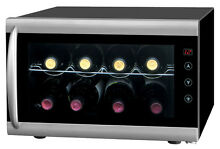 SPT 8 Bottle Thermoelectric Wine Cooler with Heating  Wh New
