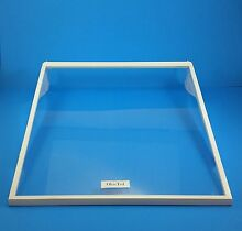 WR32X10870 GE Refrigerator Glass Shelf  E3