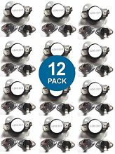12 PACK  LA 1053 LA1053 Maytag Dryer Thermostat Fuse Limit Set NEW