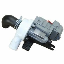 W10536347 Washer Drain Pump Replaces PS5136124  AP5650269  W10536347  W10238317