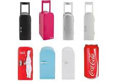 Mini Travel Fridge To Serve You Chill Drinks While Travelling