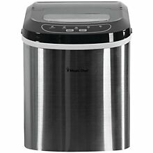 Magic Chef 27 Lb  Portable Ice Maker  mcim22st