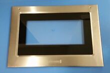 W10346127 KitchenAid Range Stove Oven Outer Door Glass  S2 3c