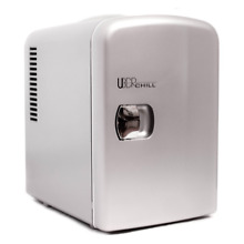 Uber Appliance UB CH1 Uber Chill 6 can retro personal mini fridge for bedroom