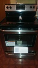 New Electric Range Stove Cosmetic Issues only